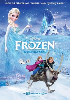 Frozen new Disney movie awesome!