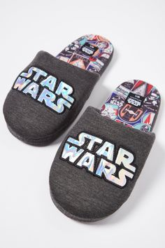 Star Wars Men/'s Footlets Slippers Cosy Primark Limited Free P/&P