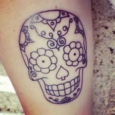 33a3abdb3 12 Best Skull Tattoo Meanings images in 2017 | Skull tattoos, Tattoo ...