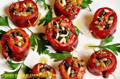 """Receta de Rollos marineros de anchoa, bonito y pimientos. Nutrición y recetas de Cantabriaentuboca.net Ingredientes: 1 tarro de anchoas """"Cantabriaentuboca.net"""" – 1 tarro de bonito """"Cantabriaentuboca.net""""  – ... para ver la receta ve al blog en www.cantabriaentuboca.net #cantabria #trendyfood #gourmet #mediterraneanfood #spanishfood #gift #giftfood #food #deli #fodie #foodstagram #instafood #goodeat #charity #solidario #comida #gourmetbox #cajagourmet #regalo #regalosolidario #solidario"""