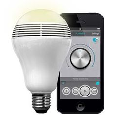 MIPOW PLAY BULB スピーカー内蔵 LED SMARTライト
