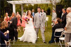 Alexandra and Patrick's Chesapeake, MD wedding.