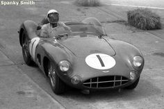 RSC Photo Gallery - Sebring 12 Hours 1959 - Aston Martin DBR1 no.1 - Racing Sports Cars