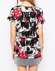 Eleven Paris All Over Minnie Mouse T-Shirt - Google 検索