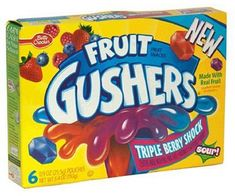 90s Food We Love: 90s Snacks, Snack Foods, Candy | Gurl.com