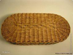 come intrecciare canestri ovali per il fondo dei giornali, una master class a intrecciare cestini ovale della giornata per i giornali, artigianato Hugo Puig, http://idi-k-nam.ru/,
