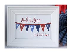 4th of July Subway Art Here-Free Printables