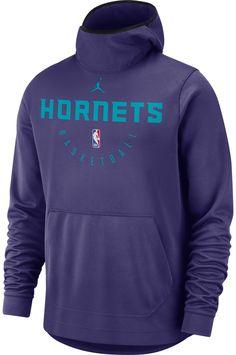 67bb1f3ca81f Jordan Men s Charlotte Hornets On-Court Pullover Hoodie