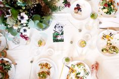 a must-see boho chic baby shower | domino.com
