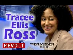 Tracee Ellis Ross Interview at The Breakfast Club Power 105.1 (9/26/2014) - YouTube I LOVE THIS INTERVIEW. I LOVE THIS WOMAN.