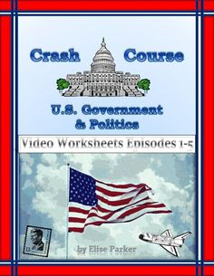 Crash course government worksheets go with the youtube video series to