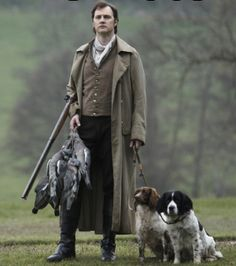 David Morrissey, Colonel Brandon - Sense & Sensibility (TV Mini-Series, 2008) #janeausten