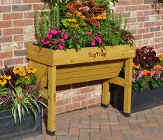 VegTrug Small WallHugger Planter - GardenSite.co.uk