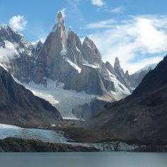 Los Glaciares National Park. UNESCO World Heritage Site.