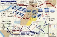 The Battle of Averasborough in North Carolina was fought on March 16th 1865