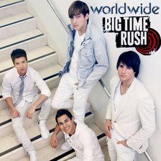 Big Time Rush, Kendall, Albums