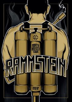 Rammstein ~ North America Tour 2012