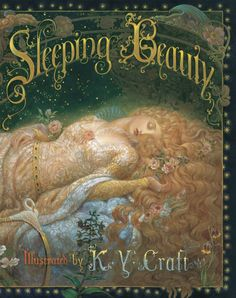 Sleeping Beauty - by Kinoku Y. Craft