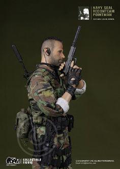 www.actionfiguren-shop.com | Navy Seal Reconteam - Pointman | Online 1:6 Figuren und Zubehör kaufen