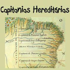 14 páginas de atividades prontas para imprimir e usar com o tema Capitanias Hereditárias.