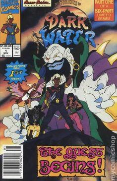 Hanna-Barbera The Pirates of Dark Water - Comic vol. Comic Book Characters, Comic Books Art, Book Art, Star Comics, Marvel Comics, The Pirates, Fox Kids, Saturday Morning Cartoons, Fantasy Comics