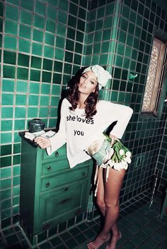 Wildfox - Lookbook 2013 Daisy's Girls