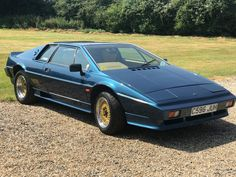 Lotus Esprit Turbo 1985 Lotus Esprit, Lotus Car, Glass Roof, Nice Cars, Muscle Cars, 1980s, Wave, Classic Cars, Anos 80
