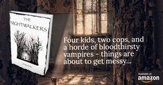 The Nightwalkers: A Teen Comedy Horror