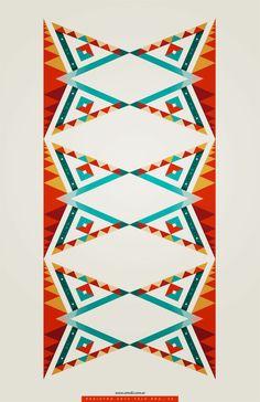 Tipografía Inti by Vanessa Zúñiga, via Behance