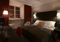 B&B Italia signe son premier hôtel en Scandinavie : Le Clarion Hôtel | DKOmag