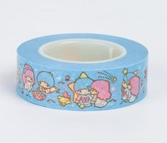 This Little Twin Stars paper tape would be so cute for wrapping presents with!