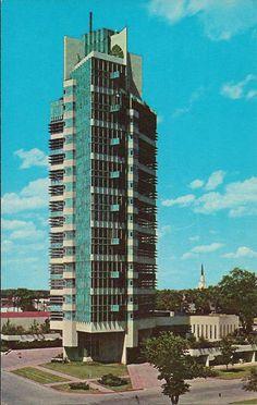 Price Tower, 1958 Frank Lloyd Wright
