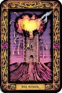The Tower Tarot Card - Bing Images
