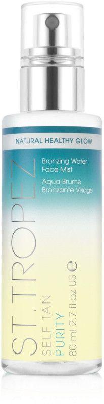 St. Tropez Self Tan Purity Bronzing Water Face Mist   Ulta Beauty