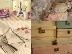 Vintage Parisian Adventure :)