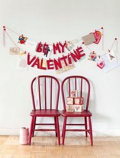 Valentine's photo opp