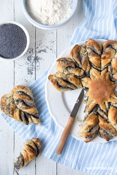 Poppyseed Buns | Nicest Things