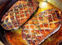 Kachní prsa na tymiánu s medem a citronem Rozpis na 2 kachní prsa po přibližně 350 gramech. kachní prsa s kůží 3 čajové lži... Quiche, Waffles, Food And Drink, Chicken, Breakfast, Lemon, Breakfast Cafe, Quiches, Waffle