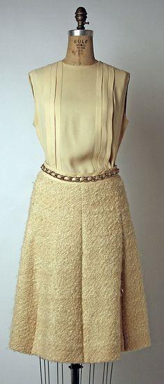 Suit c.a. S/S 1970,  Medium: wool, silk