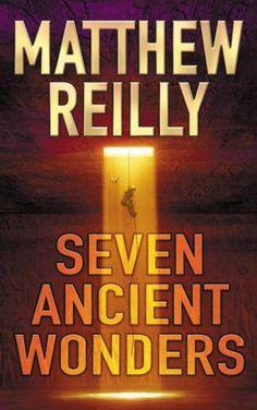 Seven Deadly Wonders Written By Matthew Reilly http://publicbookshelves.blogspot.com/2016/03/seven-deadly-wonders-written-by-matthew.html