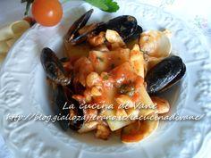 Paccheri+ai+frutti+di+mare