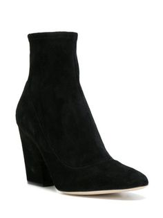 Sergio Rossi zipped boots