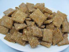 Homemade #Dog Treats: Apple Carrot Bits