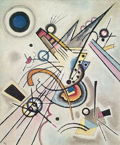 "Wassily Kandinsky. Diagonal, 19238.1 × 22.8"" (20.5 × 58.0 cm)"