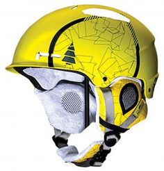 Picture Hubber 2  Helmet Yellow