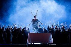 Week on stage: Ambrogio Maestri plays Falstaff at the Royal Opera House