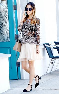 Jaime Chung... - Celebrity Street Style