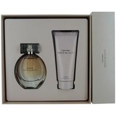 CALVIN KLEIN SHEER BEAUTY EDT SPRAY 1.7 OZ & BODY LOTION 3.4 OZ WOMEN by Calvin Klein. $39.86. CALVIN KLEIN SHEER BEAUTY EDT SPRAY 1.7 OZ & BODY LOTION 3.4 OZ WOMEN. Launched by the design house of Calvin Klein in 2011, CALVIN KLEIN SHEER BEAUTY by Calvin Klein for Women posesses a blend of: It is recommended for wear..