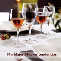 Descubre las nuevas #tendencias en #maridajes. #vino