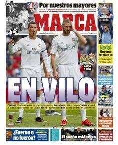 صحف مدريد الاثنين 25-4-2016